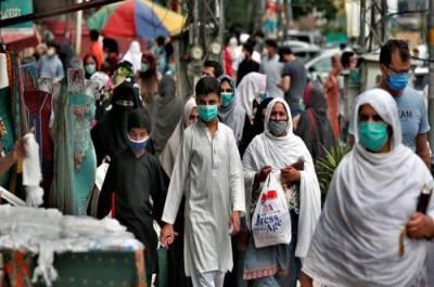 پاکستان میں کورونا کی دوسری لہر، ایک روز میں 67 مریض جاں بحق