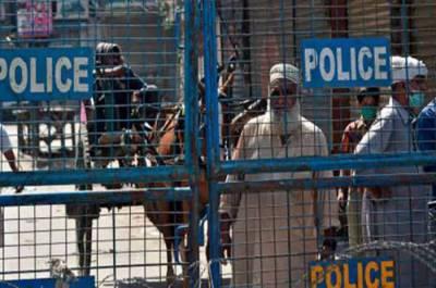 پشاورکے مختلف علاقوں میں اسمارٹ لاک ڈاؤن نافذ