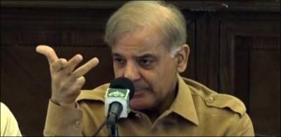 شہباز شریف کی پیرول پر رہائی کی مدت میں توسیع کی درخواست، پنجاب حکومت کا انکار