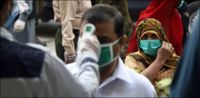 ملک میں کرونا وائرس کے مجموعی کیسز کی تعداد 4 لاکھ سے تجاوز کر گئی