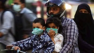 ملک بھر میں کراچی میں کورونا کیسز کی سب سے زیادہ شرح