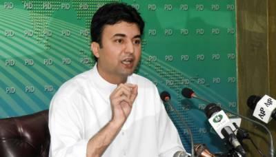 پی ڈی ایم مسترد شدہ لوگوں کا ٹولہ ہے۔ مراد سعید