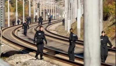 جرمن ٹرینوں پر حملے:عراقی شہری کو عمر قید کی سزا