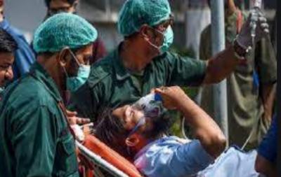 کورونا کے بڑھتے کیسز : لاہور کے بڑے اسپتالوں کو ہنگامی الرٹ جاری