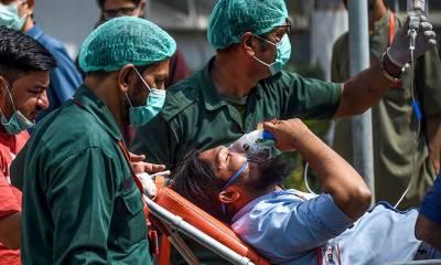 گزشتہ 24 گھنٹوں کے دوران کراچی میں کورونا کی سب سے زیادہ مثبت شرح