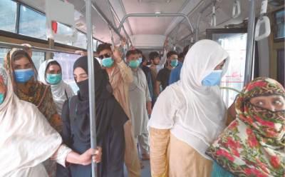 لاہور: کرونا مزید 5 زندگیاں نگل گیا