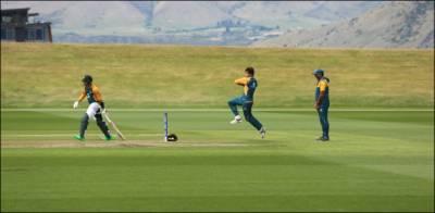 پاک، نیوزی لینڈ میچ: جیت کیلئے شاہینز کی پریکٹس جاری