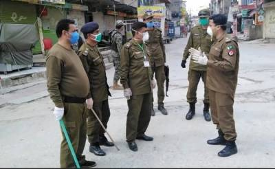 کورونا کیسز میں اضافہ:راولپنڈی کے 19علاقوں میں اسمارٹ لاک ڈاﺅن نافذ