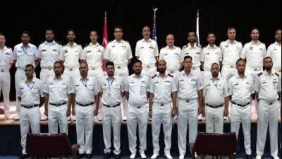 پاک بحریہ نے کمبائنڈ ٹاسک فورس151 کی کمانڈ سنبھال لی