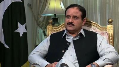 اپوزیشن کا عوام کی زندگیوں پر سیاست کرنا المیہ ہے، وزیراعلیٰ پنجاب عثمان بزدار