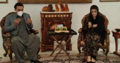 بلاول بھٹو کی مریم نواز سے جاتی امرا میں ملاقات, حکومت مخالف تحریک پر مشاورت