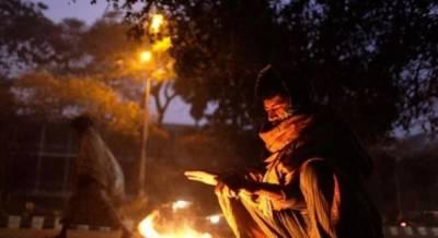 کراچی میں سردی کا راج، درجہ حرارت 7 ڈگری ریکارڈ