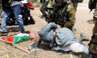 گذشتہ ڈیڑھ سال میں اسرائیلی فوج نے 1300فلسطینی گرفتار, 15فلسطینی بچے زخمی کئے۔