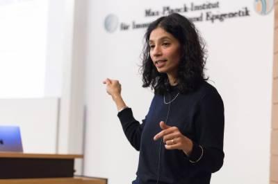 پاکستانی سائنسدان آصفہ اختر جرمنی کے معتبر ترین اعزاز کیلئے منتخب