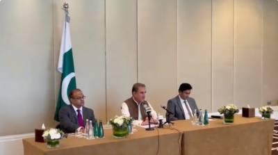 بھارت پاکستان میں سرجیکل سٹرائیک کی تیاری کررہا ہے: وزیرخارجہ شاہ محمود قریشی