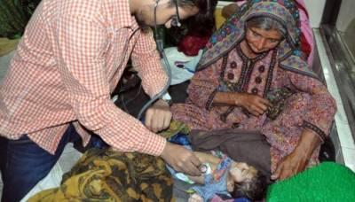 تھر میں غذائی قلت کے باعث مزید 5 بچے انتقال کر گئے