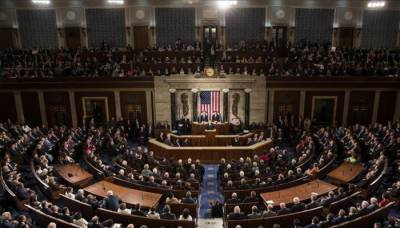 امریکی اراکین کانگریس کا 900 ارب ڈالر کے کورونا امدادی پیکیج پر اتفاق