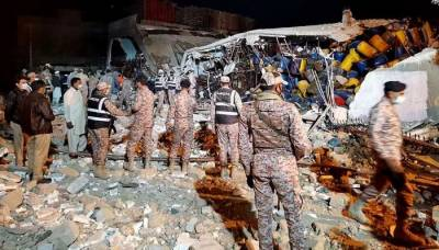 کراچی بوائلر دھماکا،9افراد جاں بحق، 27 زخمی,پولیس کی ابتدائی رپورٹ تیار
