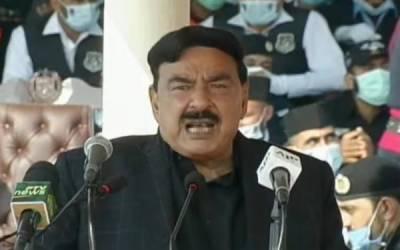 عمران خان کی قیادت میں تمام چیلنجز سے سرخرو ہونگے ۔ شیخ رشید