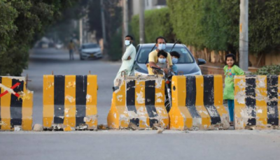 کورونا وائرس،پشاور انتظامیہ کا مزید 4 علاقوں میں سمارٹ لاک ڈاون کا فیصلہ