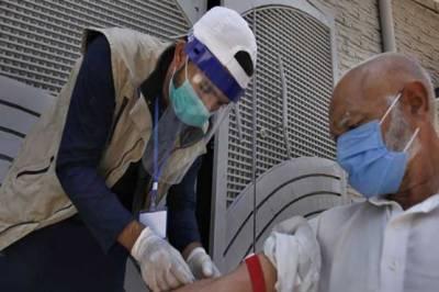 کورونا وائرس کی لہر میں تیزی،مزید 111افراد جاں بحق ، 2256نئے کیسز رپورٹ