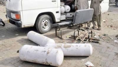 سندھ میں غیر تصدیق شدہ سی این جی سلینڈرز کے استعمال پر پابندی عائد