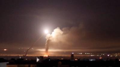 شام نے اسرائیلی میزائلز کو فضا ہی میں ناکارہ بنا دیا