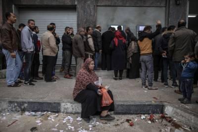 کورونا وائرس: غزہ کی معیشت کو ڈیڑھ ارب ڈالر کا نقصان