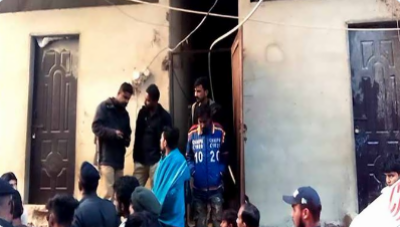کراچی کی محمود آباد کشمیر کالونی میں آتشزدگی،3 بہن بھائی جاں بحق