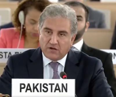 اسرائیل کو تسلیم کرنے سےمتعلق پاکستان پر کسی قسم کا کوئی دبا ئونہیں :وزیرخارجہ