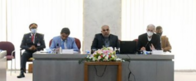 اسپیکر قومی اسمبلی اسد قیصر کی زیر صدارت اسٹیرنگ کمیٹی برائے چشمہ رائٹ بینک کنال کا دوسرا اہم اجلاس منعقد ہوا