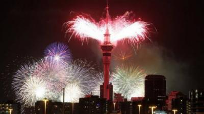 براعظم آسٹریلیا سے دنیا میں نئے سال کا آغاز ہو گیا
