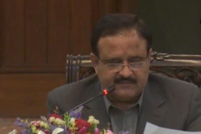 سال 2021ء میں پاکستان ماضی کی نسبت زیادہ خوشحال، مضبوط اور ترقی یافتہ ہوگا، وزیراعلیٰ پنجاب