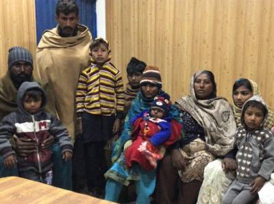 جبری مشقت کی وجہ سے قید بچے بازیاب،بھٹہ مالک گرفتار