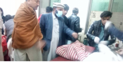 ژوب گھر میں دھماکے سے دو افراد جاں بحق، ایک زخمی