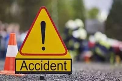 گھوٹکی میں دو ٹرالر ٹکرا گئے،2 افراد جاں بحق،2 زخمی