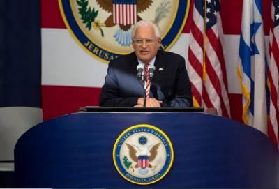 امریکی سفیر کا یہودی آباد کاری سےمتعلق بیان اشتعال انگیزی ہے۔ حماس رہنما