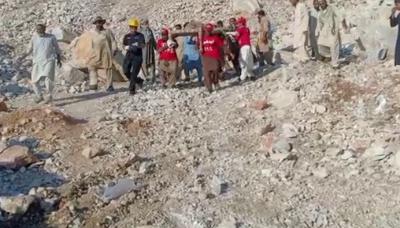 کوئٹہ: مچھ میں 11 کان کنوں کو فائرنگ کرکے قتل کردیا گیا ، متعدد زخمی