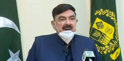 اسامہ قتل کیس میں انصاف ہو گا، وزیرداخلہ شیخ رشید