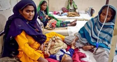 تھرپارکر، غذائی کمی اور دیگر بیماریوں کے باعث مزید تین بچے انتقال کر گئے