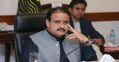 وزیراعلی پنجاب کا کورونا ٹیسٹ دوبارہ مثبت آگیا