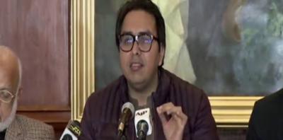 شہباز شریف نے میٹرو بس کا غیر قانونی ٹھیکہ دیا، ڈاکٹر شہباز گل