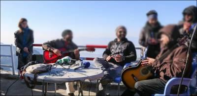 مالم جبہ میں سیاحوں کا رقص، پولیس نے ایف آئی آر کاٹ دی
