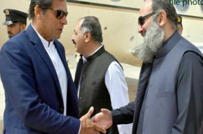 سانحہ مچھ: وزیراعظم عمران خان کوئٹہ پہنچ گئے ، شیخ رشید بھی ہمراہ