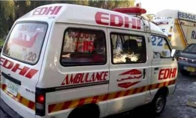 شکارپور میں خوفناک ٹریفک حادثہ، دو خواتین ہلاک 8 افراد زخمی