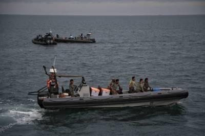 انڈونیشیا نے تباہ شدہ جہاز کوتلاش کرنے کیلئے آپریشن کے علاقے میں توسیع کر دی
