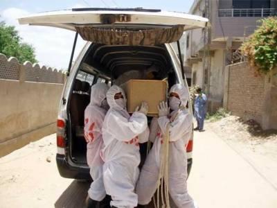 کوروناکے وار جاری، ملک میں مزید 41 اموات، 2408 نئے کیسز رپورٹ