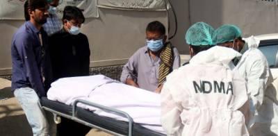 پاکستان میں کورونا سے مزید 41 افراد جاں بحق، 2ہزار زائد مریضوں کی حالت تشویشناک