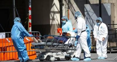 دنیا بھر میں کورونا سے ہلاکتوں کی تعداد 19 لاکھ ستر ہزار سے تجاوز کر گئی