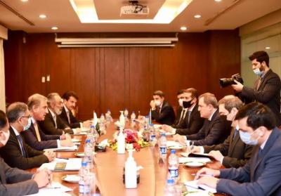 اسلام آباد:پاکستان اور آذربائیجان کے مابین وفود کی سطح پر مذاکرات